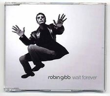 Robin Gibb Maxi-CD Wait Forever - German 2-track incl. Shanghai Surprise REMIX