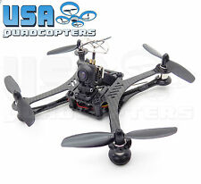 New 135mm FPV Micro Brushed Drone Kit HD Camera 200mw LCD Naze32 DSM2 Receiver
