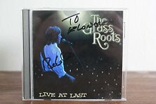 ROB GRILL THE GRASS ROOTS SIGNED LIVE AT LAST CD * RARE * EXCELLENT CONDITION