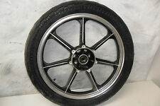 1981 81 KAWASAKI KZ750E KZ 750 E OEM Front Wheel and Tire 100/90-19 KZ750