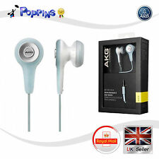 New Genuine AKG K311 Performance Earbuds Arctic Blue Powerful bass