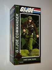 Sideshow G.I. Joe General Hawk 1/6 Scale Action Figure Exclusive NEW MIMB