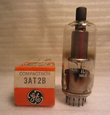 GE General Electric 3AT2B Compactron Electronic Vacuum Radio TV Tube In Box NOS
