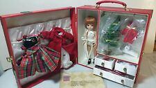 "Tiny Betsy Mc Call 8"" Doll ~ ""  Christmas Trunk set "" By Tonner Doll Co. ~ 2003"