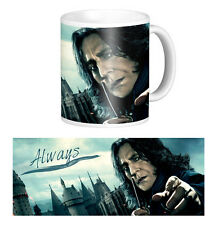 Snape Always Mug. Magic. Spells. Hogwarts. Harry Potter. Alan Rickman.