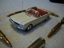 Minichamps 1964 Mustang 1:43 Die Cast Collectable Car ----