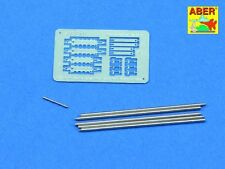 1/35 R/41 ABER BARREL CLEANING RODS w/BRACKETS For TIGER I TUNISIA - PROMOTE