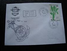 TAAF - enveloppe 10/1/1986 (cy57)
