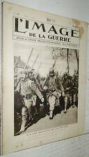 L'IMAGE DE LA GUERRE N°39 1915 BOIS LE PRETRE ALSACE VOSGES METZERAL KITCHENER