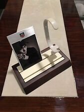 Tag Heuer watch STAND TAG HEUER  SWISS AVANT-GARDE SINCE 1860 Tiger Woods