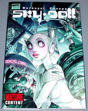Sky-Doll by Barbara Canepa (2008, Hardcover) SkyDoll Marvel Premiere Edition