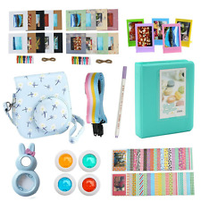 Alohallo Instax 8 Accessori Bundle MINI SET PER FUJIFILM INSTAX MINI 8 fotocamera