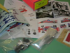 Tameo Kits 1:43 KIT TMK 231 Brabham Alfa Romeo BT46/b Swedish GP 1978 NEW