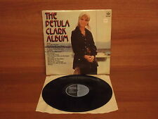 Petula Clark : The Petula Clark Album : Vinyl Album : PYE Records : PET 1