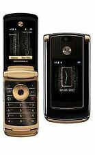 MOTOROLA RAZR2 V8 - Gold LUXURY (Unlocked) MOBILE PHONE