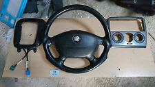 vectra b irmscher surrounds and carbon fibre steering wheel genuine rare 95-02