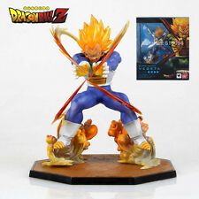 "DRAGON BALL Z/ FIGURA SUPER SAIYAN 15 CM- ANIME FIGURE VEGETA 6"" IN BOX"