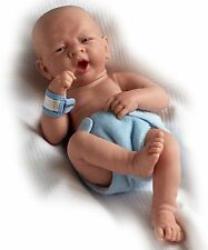 Newborn Baby Dolls Reborn Baby Doll La Newborn First Yawn Real Boy New Life Like