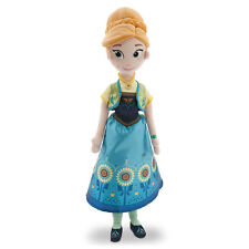 """Disney Store Authentic Frozen Fever Princess Anna Plush Big Toy Doll 20"""" NWT"""