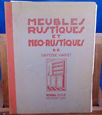 Warnet Meubles rustiques et néo-rustiques...
