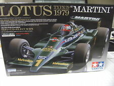 "Tamiya 20061 1:20 Lotus Type 79 ""Martini Racing"" 1979 NEU OVP"