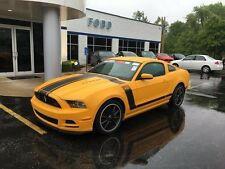 Ford: Mustang Boss 302