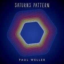 PAUL WELLER - SATURNS PATTERN  CD NEU