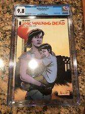 Walking Dead #132 (2014) CGC 9.8 1st Alpha and Whisperers Kirkman
