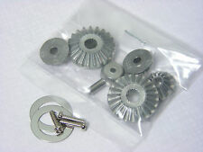 Vintage Tamiya TA01 TA02 TA02W Manta Ray Top Force FF01 Star Shaft & Bevel Gears