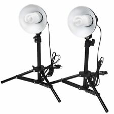 PhotoGeeks Mini Tabletop Product Photography Light Tent Set -Continuous Lighting