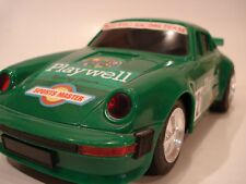 Playwell Green Porsche 930 (Playwell Racing Team/Sports) Plastic/Friction