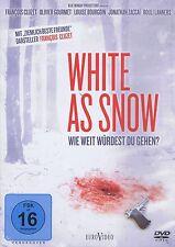 DVD NEU/OVP - White As Snow - Wie weit würdest du gehen? - Francois Cluzet