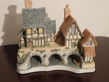 david winter cottages Arches Thrice (autographed)