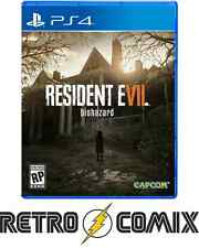 PS4 RESIDENT EVIL 7 BRAND NEW AND SEALED ***PRE-ORDER*** STREET DATE 24/01/2017