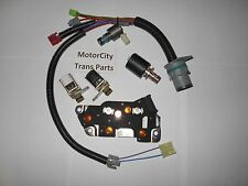 Transmission Solenoid Kit W/Harness 4L80E Chevrolet GM NEW 1991-2003 6Pc. Kit
