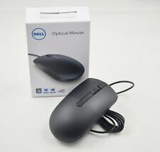 DELL MS116 USB OPTICAL MOUSE OEM FOR LAPTOP AND DESKTOP With 1 Years Waranty