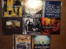 The Great Crusades [8 CD Alben] Four Thirty + Welcome + Key to the City + First