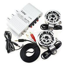 180W 12V Mini Verstärker Amplifier für MP3 MP4 Ipod Auto ,Motorrad Neu