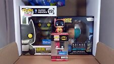Walmart Funko Box Pop 151 Killer Croc Impopster Dorbz Two Face Harley