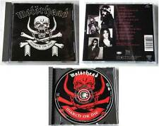 Motörhead - March Or Die .. 1992 Epic CD