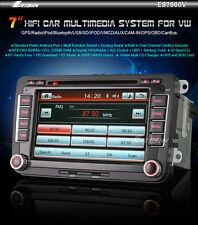 "Autoradio Erisin ES7900V 7"" Car DVD SAT per VW GOLF 5 6 PASSAT CC TIGUAN Sharan"