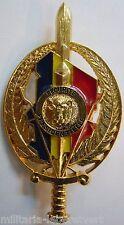 Insigne SECURITE PRESIDENTIELLE TCHAD (Garde) Gendarmerie Parachutiste Commando
