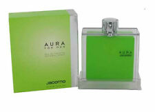 AURA FOR MEN de Jacomo 75ml. ORIGINAL
