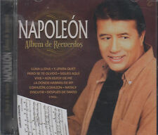 CD - Napoleon NEW Album De Recuerdos El Poeta De La Cancion FAST SHIPPING !