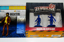 ZOMBICIDE - MARVIN THE BODYGUARD - BOXED - DASHBOARD - EXCLUSIVE KICKSTARTER