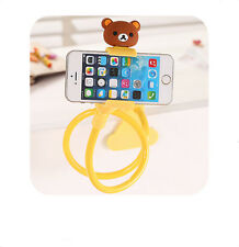 Cell Phone Clip Holder Stand Clip Clamp Mount Bear