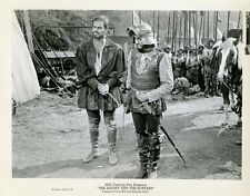 CHARLTON HESTON THE AGONY AND THE ECSTASY 1965 VINTAGE PHOTO ORIGINAL #11