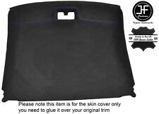 PURPLE STICH ROOF HEADLINING LINER PU SUEDE COVER FITS MITSUBISHI GTO 3000GT