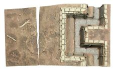 BRITAINS DIORAMA ACCESSORIES 51015 TRENCH SECTION NO.2 WITH ACCESSORIES MIB