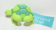 BATH & BODY WORKS GREEN SEA TURTLE SHOWER SPONGE RAZOR HOOK LOOFAH HOLDER HANGER